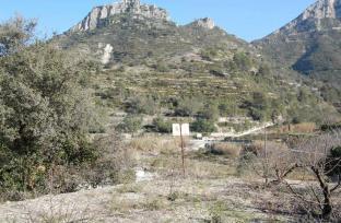 Plot in Benirrama for sale