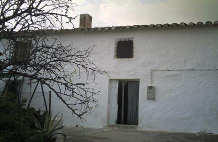 Country Property in Huercal Overa for sale