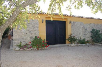 Vall de Ebo Farmhouse for sale