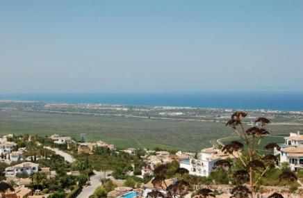 Urban Plot in Monte Pego for sale